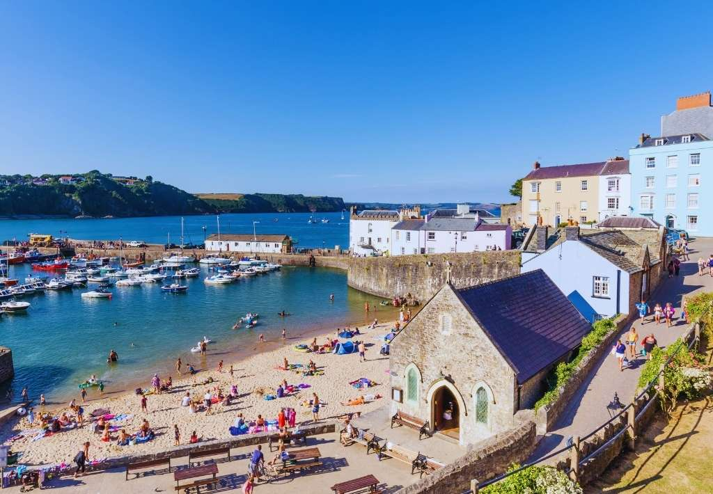 5 Hotels In Tenby With Sea Views