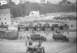Tenby and Saundersfoot's Role in the 'D' Day landings
